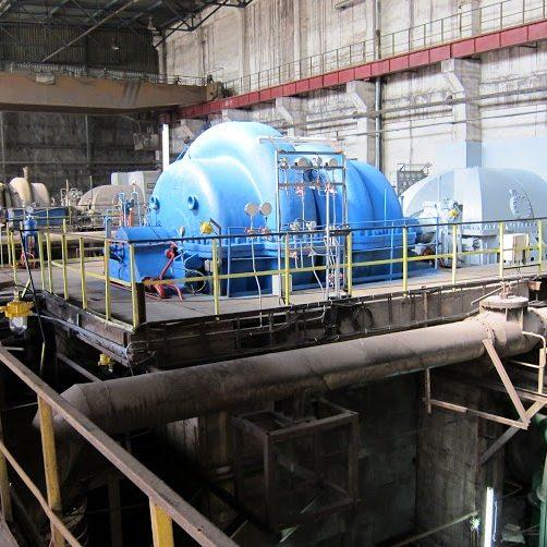 турбинный1 цехАрселорРумыния Галац